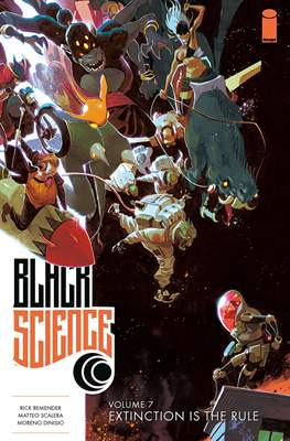 Black Science (Softcover) #7