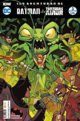 Las aventuras de Batman y las Tortugas Ninja (Grapa 24 pp) #3