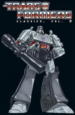 Transformers: Classics (Digital) #2