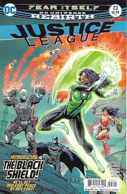 Justice League Vol. 3 (2016-2018) (Comic-book) #23