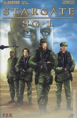Stargate SG-1 - POW (Variant Cover) (Comic Book) #3
