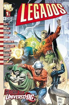 Legados. Historia del universo DC