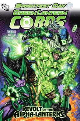 Green Lantern Corps Vol. 2 (Softcover) #7
