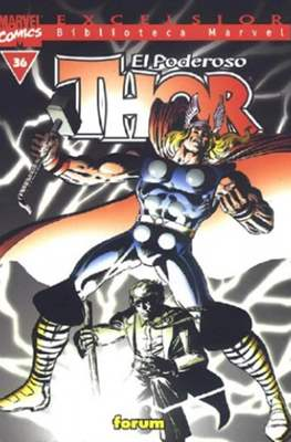 Biblioteca Marvel: El Poderoso Thor (2001-2004) (Rústica 160 pp) #36