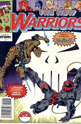 The New Warriors vol. 1 (1991-1995) (Grapa. 17x26. 24 páginas. Color. (1991-1995).) #7
