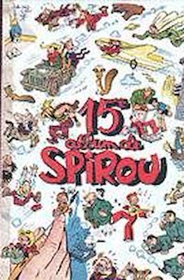 Spirou. Recueil du journal (Cartonné) #15