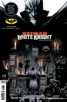 Batman White Knight #1 Special Edition