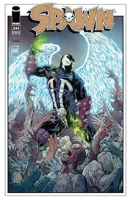 Spawn (Comic Book) #244