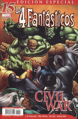 Los 4 Fantásticos Vol. 6. (2006-2007) Edición Especial (Grapa) #15