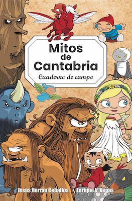 Mitos de Cantabria. Cuaderno de campo (Rústica 80 pp)