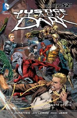 Justice League Dark (Rustica) #4