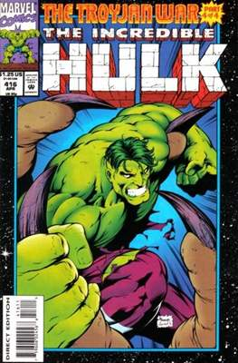The Incredible Hulk Vol.1 (Saddle-stitched. 1962-1999) #416