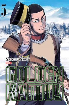 Golden Kamuy (Rústica con sobrecubierta) #5