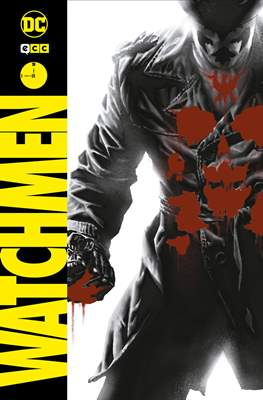 Coleccionable Watchmen (Cartoné) #1
