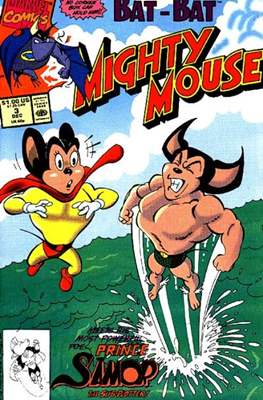 Mighty Mouse (Comic-book.) #3