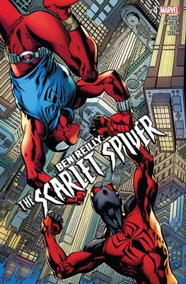 Ben Reilly: The Scarlet Spider (Comic-book) #4