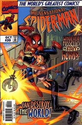 The Sensational Spider-Man (1996-1998) (Comic Book) #20
