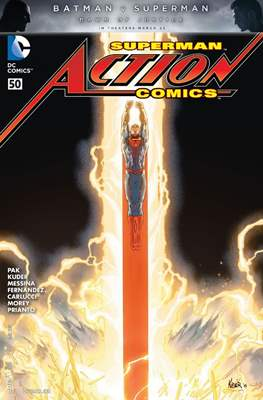 Action Comics Vol. 2 (2011-2016) (Grapa) #50