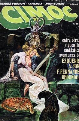 Cimoc vol 1 (Revista grapa (1979)) #8