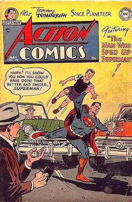 Action Comics Vol. 1 (1938-2011; 2016-) (Comic Book) #192