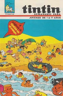 Tintin (Grapa 20 pags.) #39