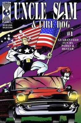 Uncle Slam & Fire Dog (Comic Book) #1