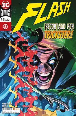Flash. Nuevo Universo DC / Renacimiento (Rústica - Grapa) #48/34
