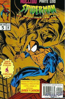 Spider-Man el Hombre Araña (1996-1998) (Grapa) #5