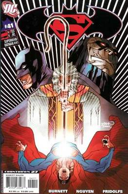 Superman / Batman (2003-2011) (saddle-stitched) #41