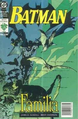 Batman (1987-2002) (Grapa) #230