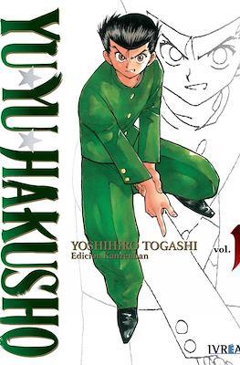Yu Yu Hakusho - Edición Kanzenban