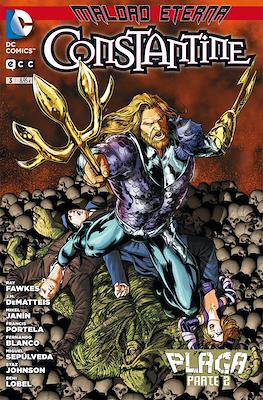 Constantine. Nuevo Universo DC (Rústica.) #3