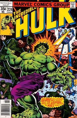 The Incredible Hulk Vol. 1 (1962-1999) (Comic Book) #224