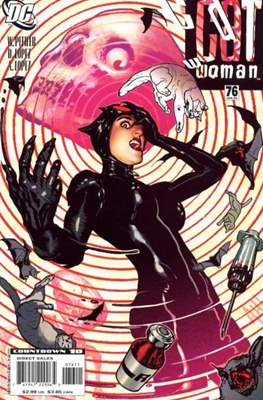 Catwoman Vol. 3 (2002-2008) (Comic Book) #76
