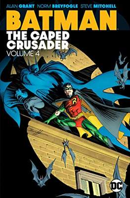 Batman: The Caped Crusader #4