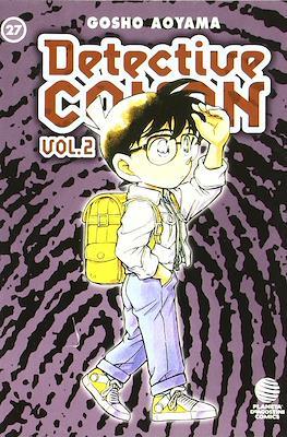 Detective Conan. Vol. 2 (Rústica 96-192 pp) #27