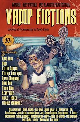 Vamp Fictions (Grapa 40 pp)