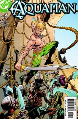 Aquaman Vol. 6 / Aquaman: Sword of Atlantis (2003-2007) #7