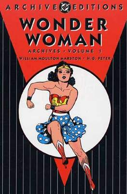 DC Archive Editions. Wonder Woman #1