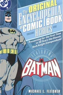 Original Encyclopedia of Comic Book Heroes (Rústica) #1