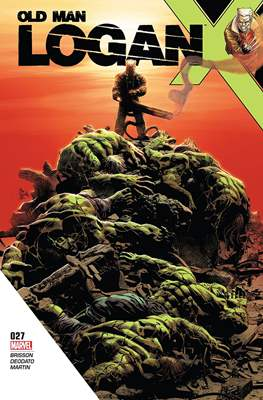 Old Man Logan Vol. 2 (Comic-book) #27