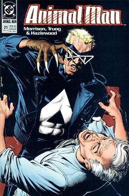 Animal Man (1988-1995) (Comic Book) #21