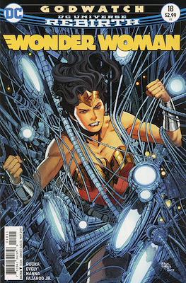 Wonder Woman Vol. 5 (2016-) (Comic book) #18