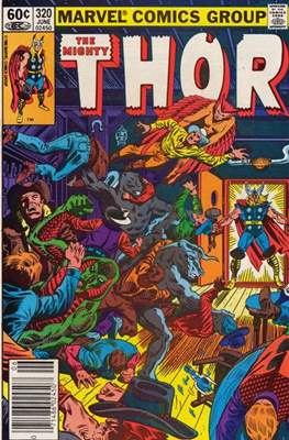Journey into Mystery / Thor Vol 1 (Comic Book) #320