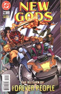 New Gods Vol. 4 (Comic Book) #14