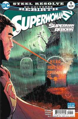 Superwoman (2016-2018) (Comic-book) #9