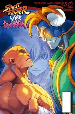 Street Fighter Vs. Darkstalkers (Comic-book) #3