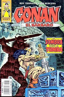 Conan el Bárbaro (1998-2001) (Grapa 24 pp) #31