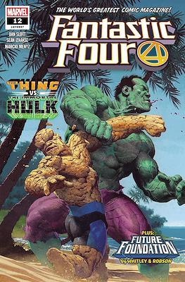 Fantastic Four Vol. 6 (2018-...) #12