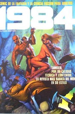 1984 Extra (Retapado Rústica) #3